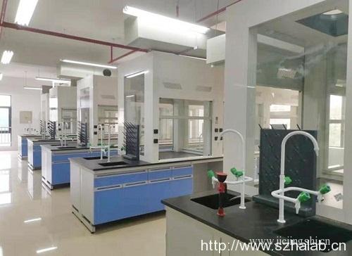 一般食品加工厂实验室装修设计标准