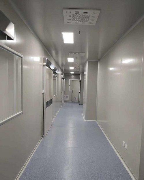 广东洁净实验室装修设计