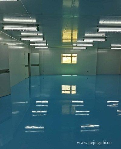 深圳净化车间装修设计