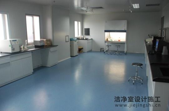 HIV实验室装修设计