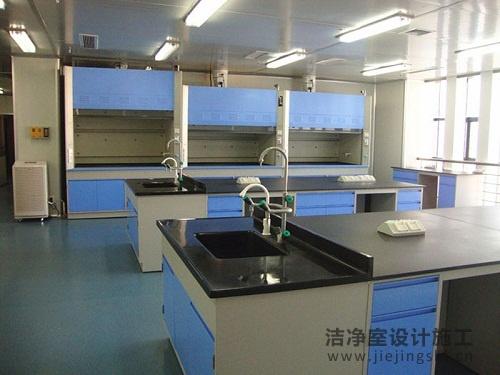 广东公安系统实验室装修设计2