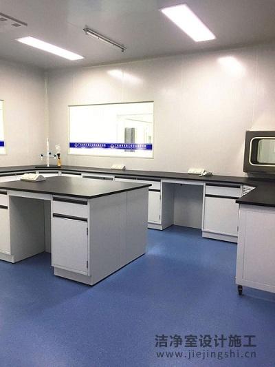 广东公安系统实验室装修设计4