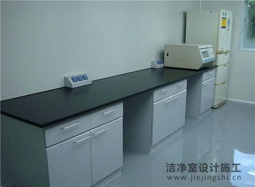 广东深圳公安实验室设计装修1