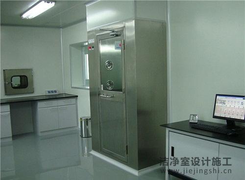 广东深圳公安实验室设计装修3