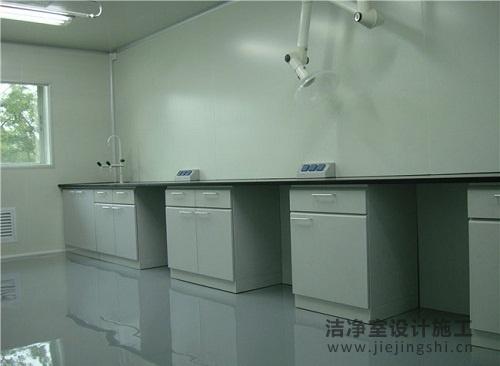 广东深圳公安实验室设计装修4