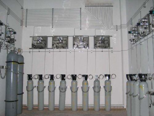 实验室气瓶间设计施工