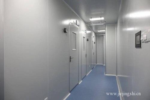 湖南医院PCR实验室建设