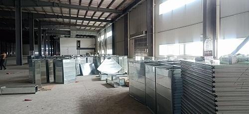广东实验室通风系统设计与安装现场